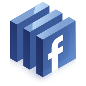 facebook f stacked image