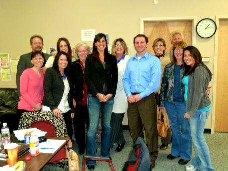 CO group, Liz Landry